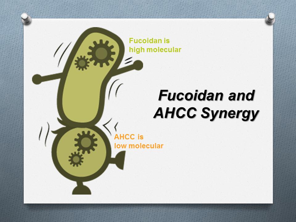 Fucoidan and AHCC: New Promising & Effective Anticancer