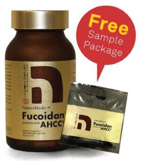 Fucoidan and AHCC Health Benefits